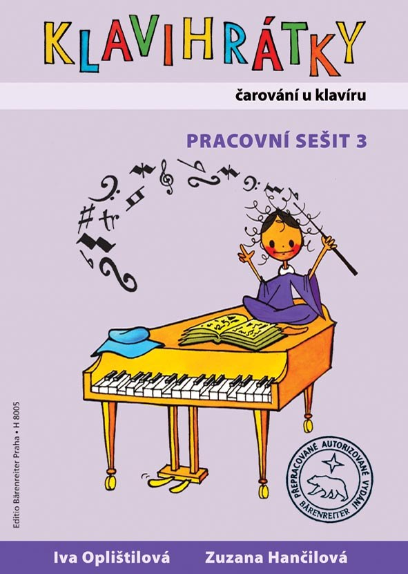 KLAVIHRÁTKY 3 | Čarování u klavíru